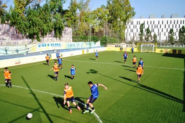 Как пройти обучение футболу в испании