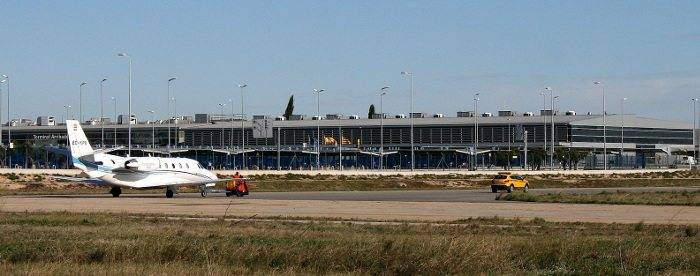 Популярный аэропорт реус в испании
