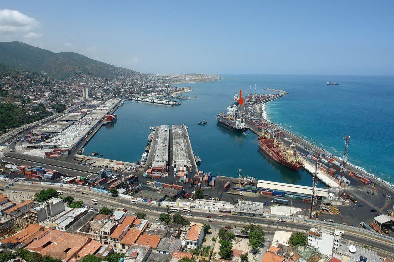 Самые большие порты испании