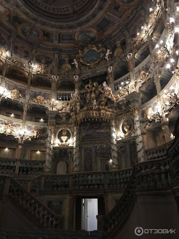 Весь мир — театр: 10 интерьеров самых красивых театров мира - статьи - атмосфера стиля - homemania