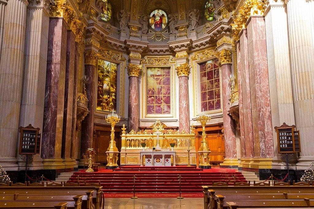 Берлинский кафедральный собор – история и современность