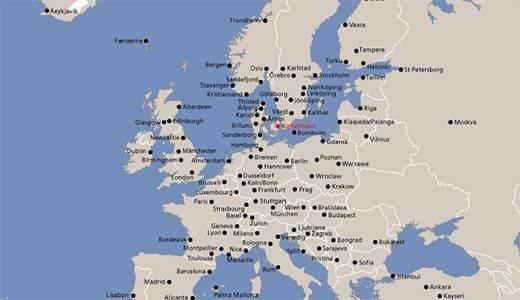 Список аэропортов германии википедия