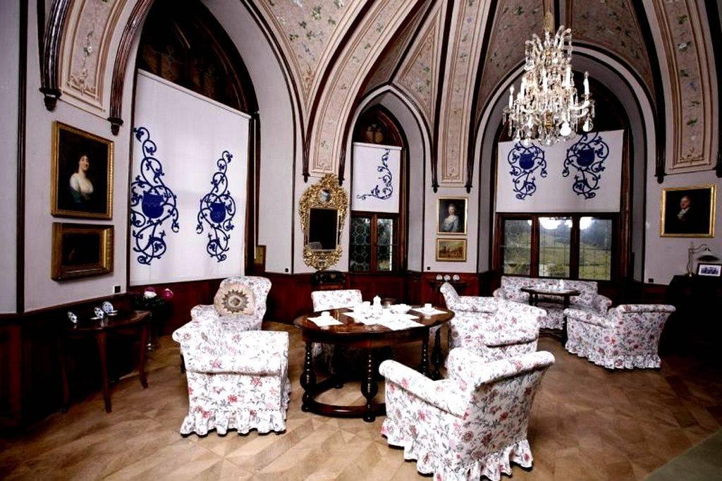 Архитектура праги: романский стиль