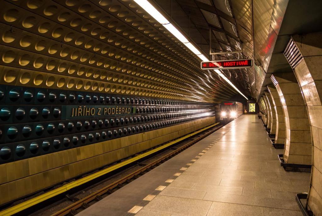 Пражское метро — руководство по пользованию