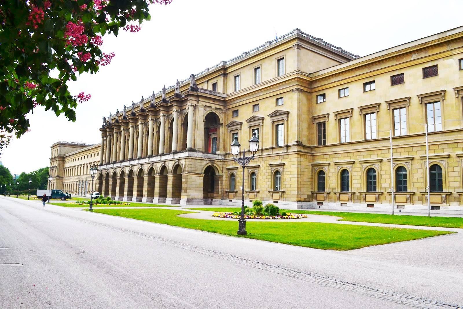 Мюнхенская резиденция – главное о дворце баварских королей