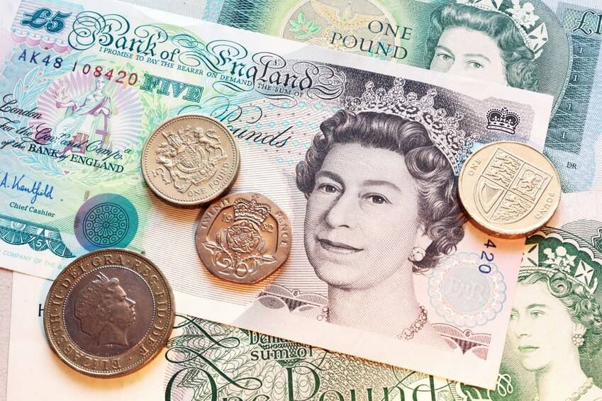 Валюта англии: историческая и современная