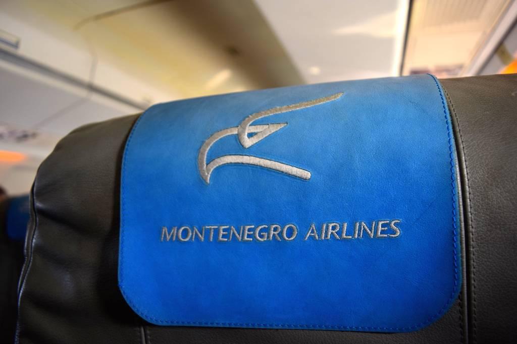 Montenegro airlines | париж