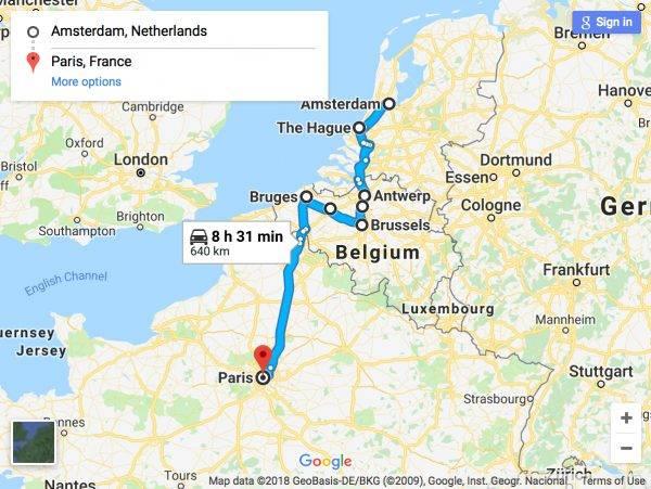 Как добраться из праги в амстердам: автобус, поезд, машина. расстояние, цены на билеты и расписание 2021 на туристер.ру