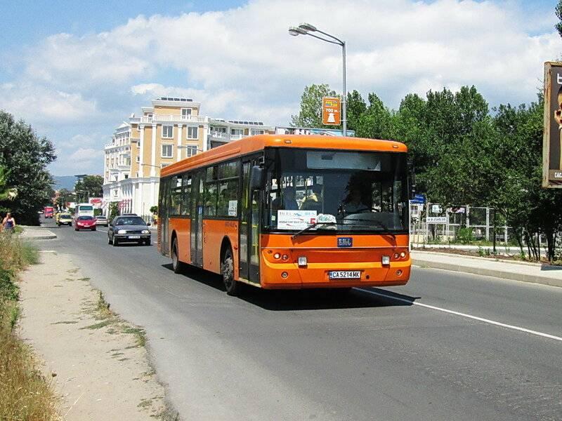 Нужен ли в болгарии автомобиль?