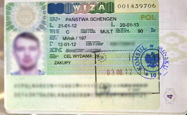 Как получить рабочую визу в литву россиянам и белорусам? нюансы оформления