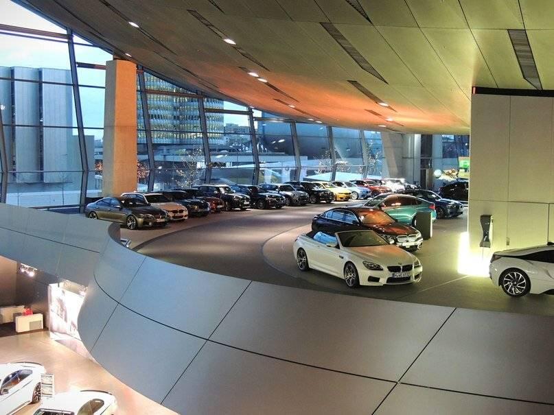 Музей бмв в мюнхене: история концерна в деталях