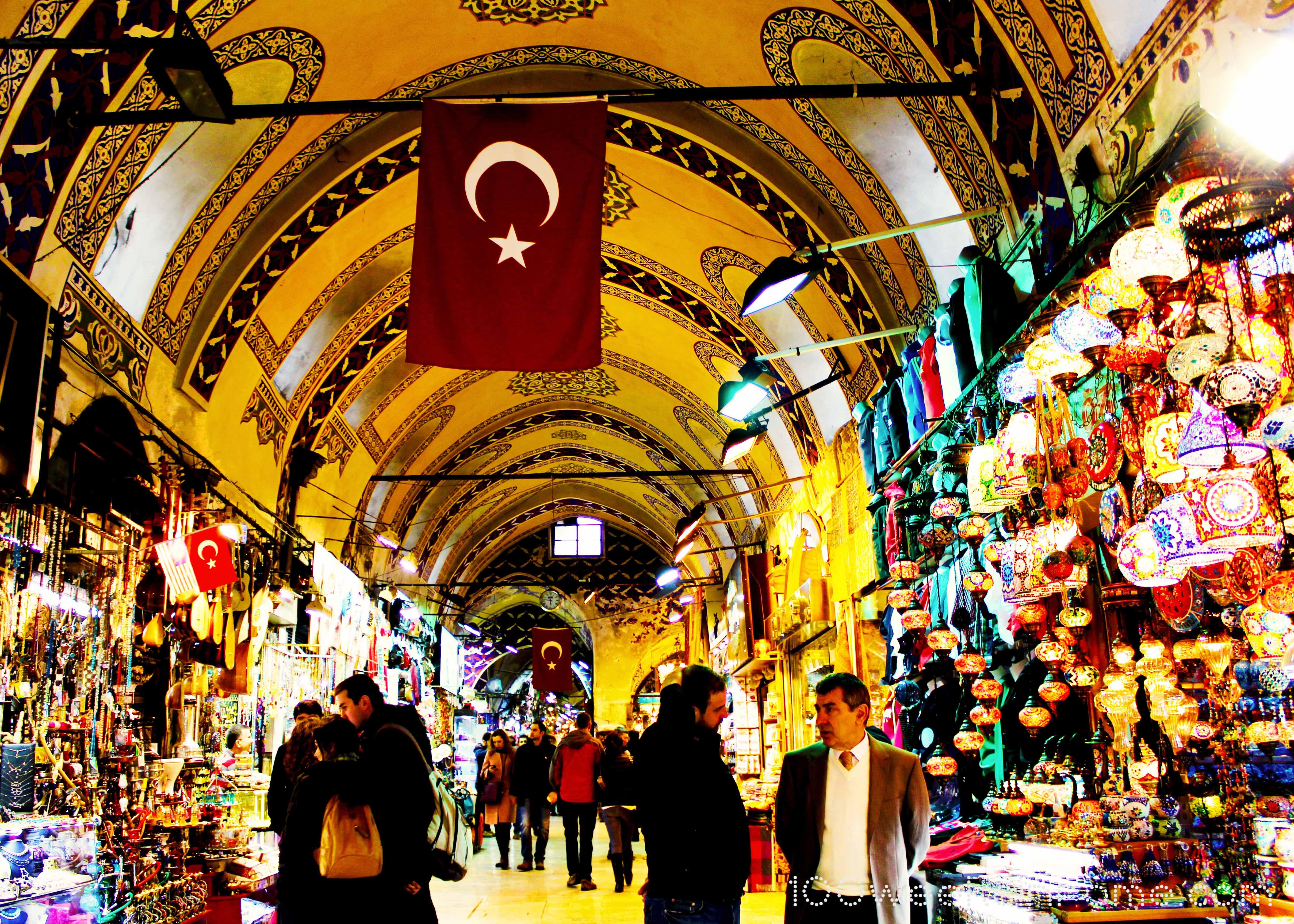 Гранд-базар: что увидеть во время тура в турцию