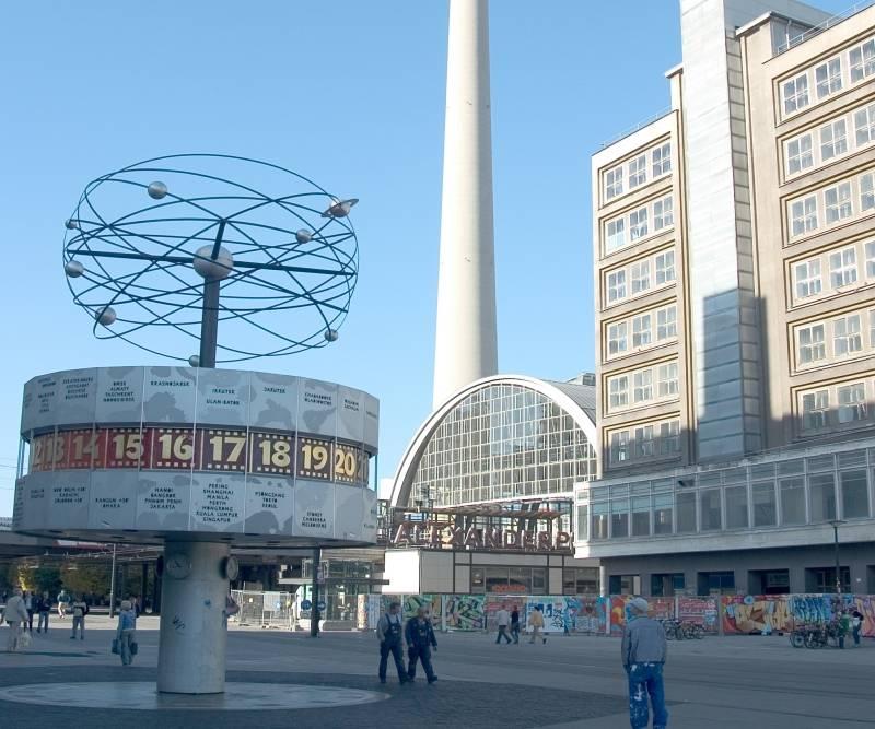 Площадь александерплац в берлине — история, описание, фото, координаты на карте, адрес, отзывы