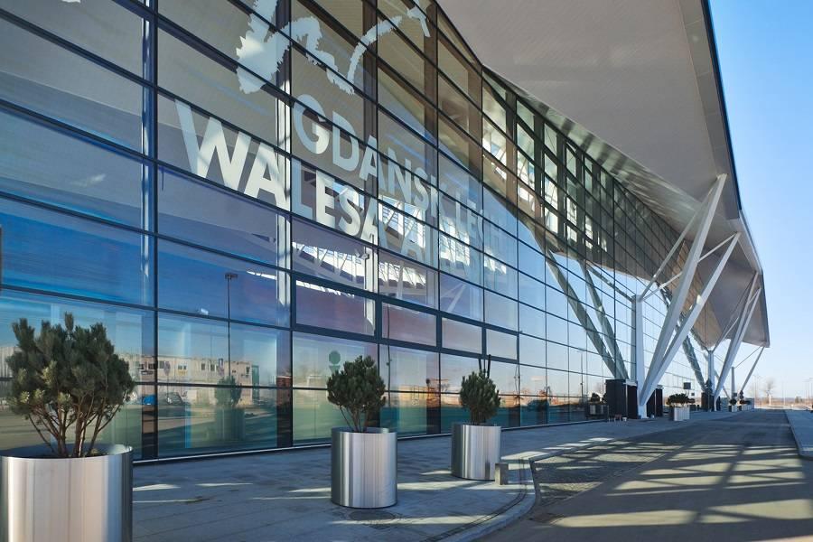Международный Гданьский аэропорт имени Леха Валенсы