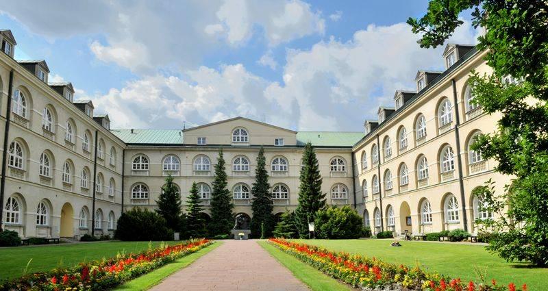 Топ-университеты за рубежом