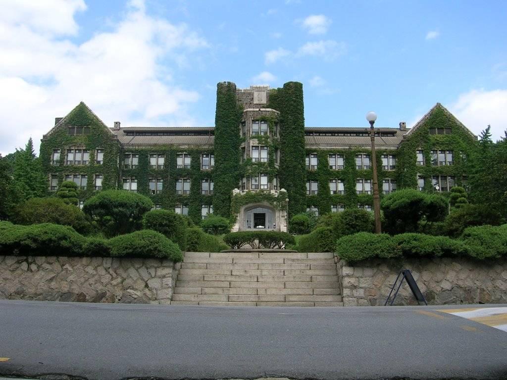 Информация. университет ёнсе