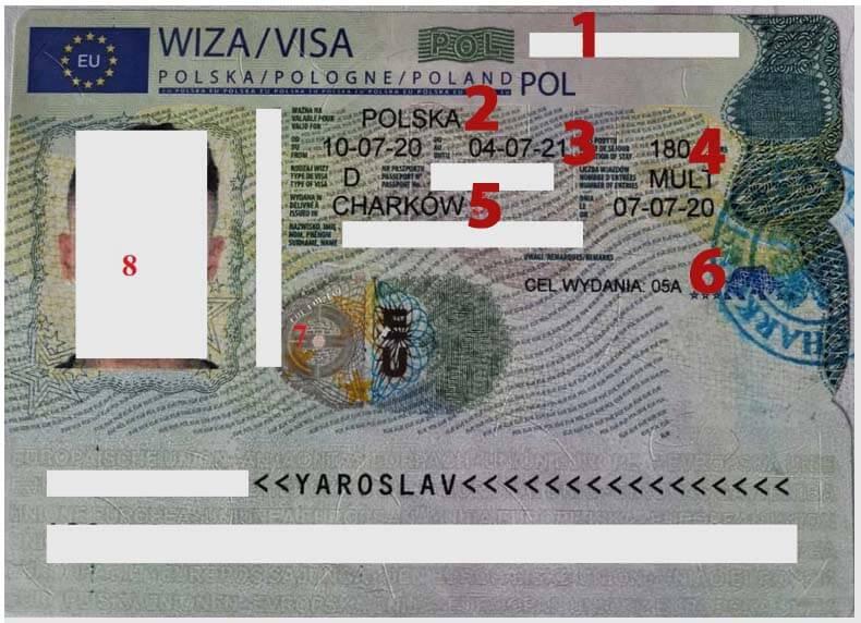 Документы на визу в польшу: какие нужны для подачи на рабочую визу и получения разрешения на въезд?