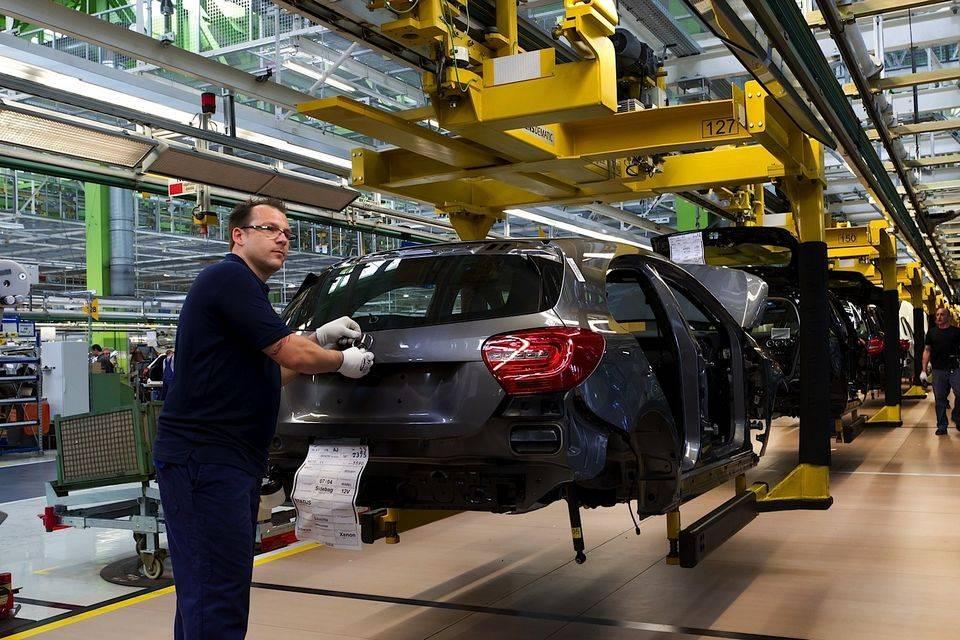 Мерседес: страна производитель и модельный ряд компании