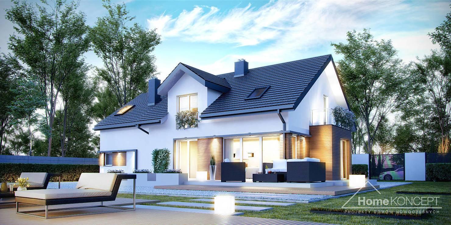 Что означает польский проект дома. проекты домов и коттеджей в польском стиле. особенности частных польских домов