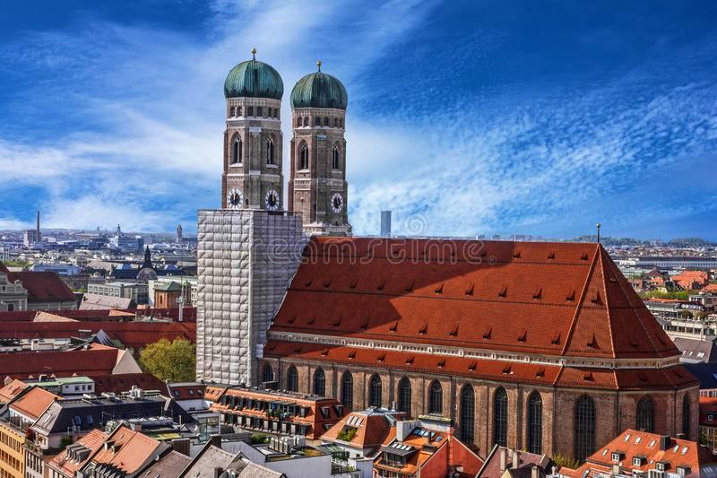 Церковь святого петра в мюнхене: история, описание