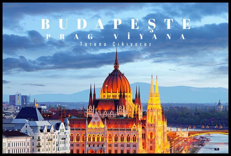 Прага - вена - будапешт: авиатур в чехию из москвы - клубок путешественников