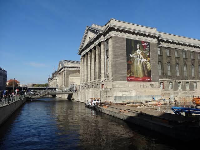 Пергамский музей в берлине: описание, история, интересные факты и отзывы