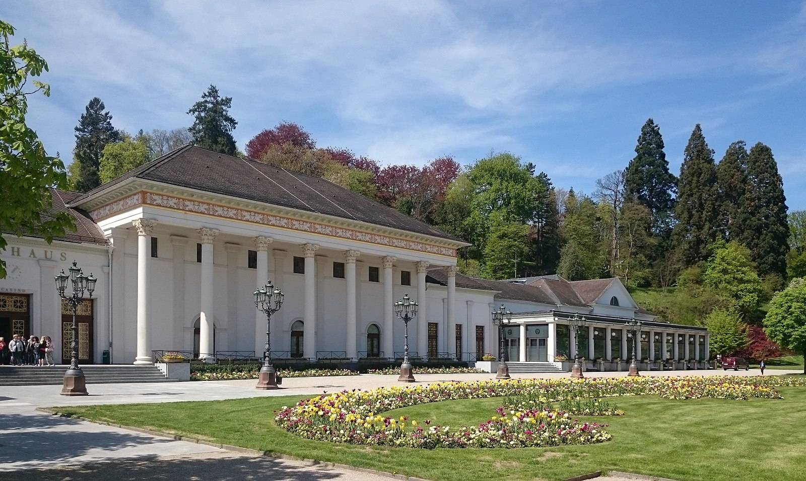 Баден-баден — город аристократов