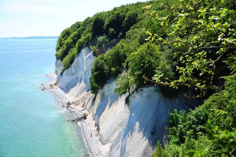 Острова германии для пляжного и культурного отдыха: фото и описание