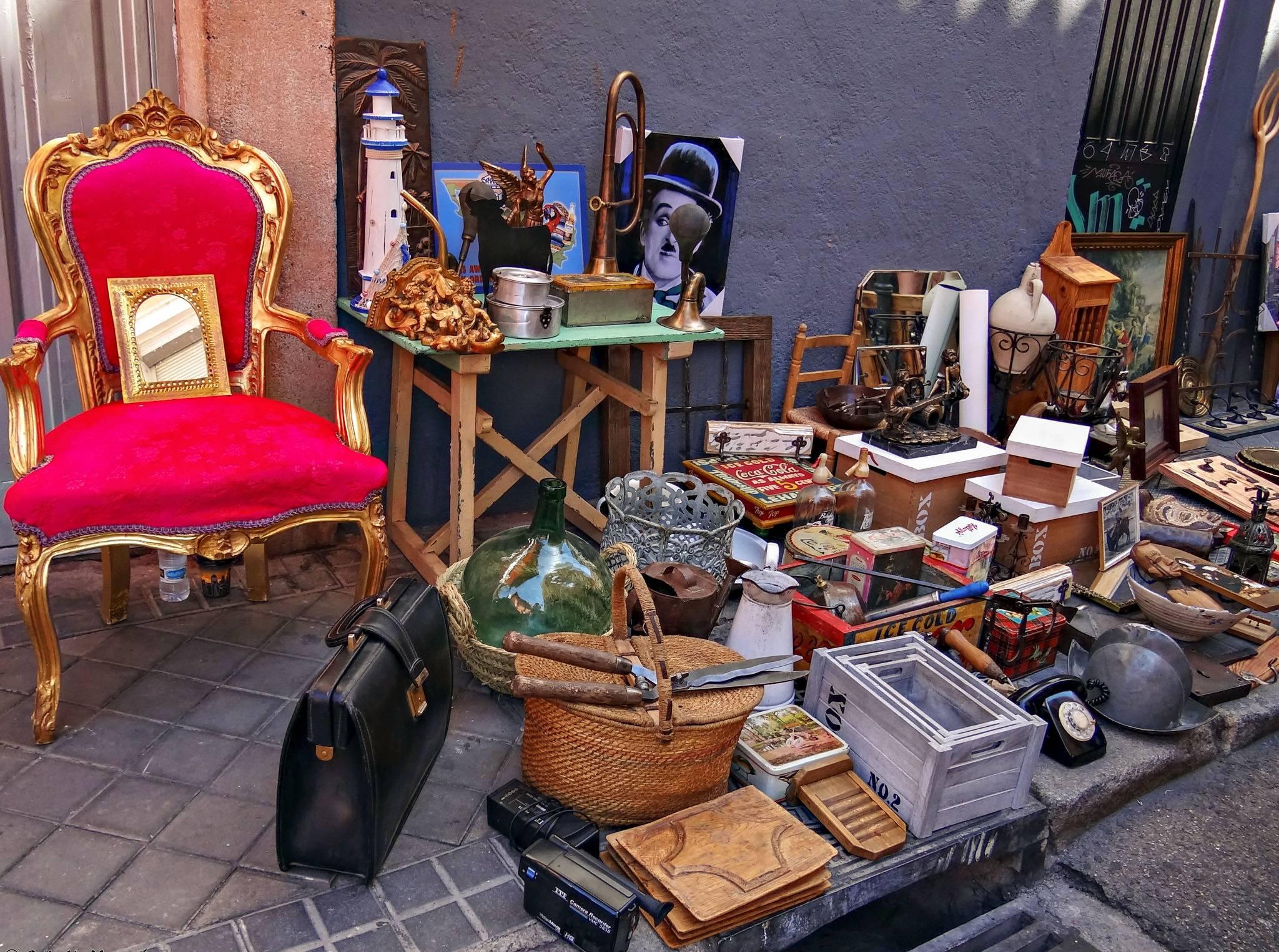 Охотники за сокровищами: блошиные рынки германии - федеральное министерство иностранных дел германии