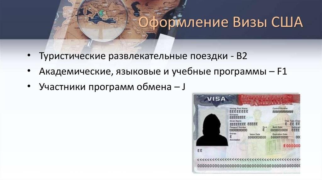 Виза в сша   особенности оформления визы для граждан россии в 2021 году