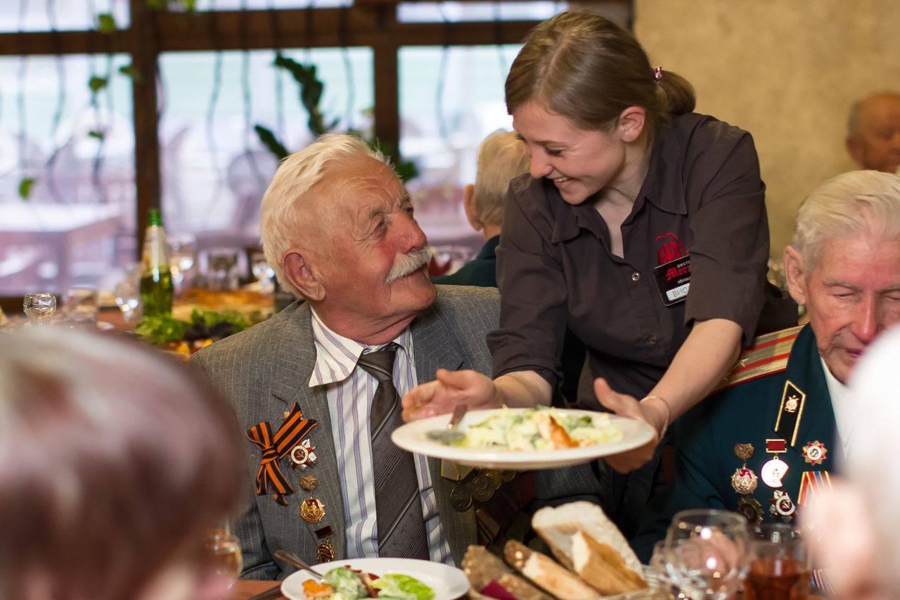 С 9 мая в Германии открываются для посетителей места общественного питания