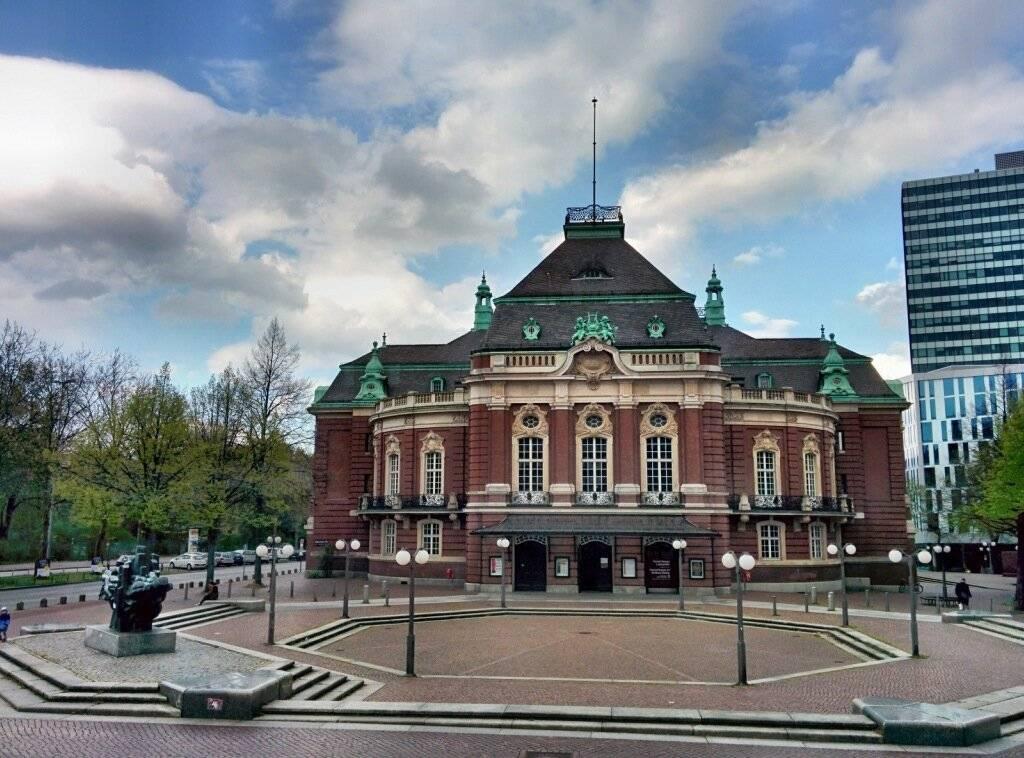 Музей гамбургский кунстхалле - особенности