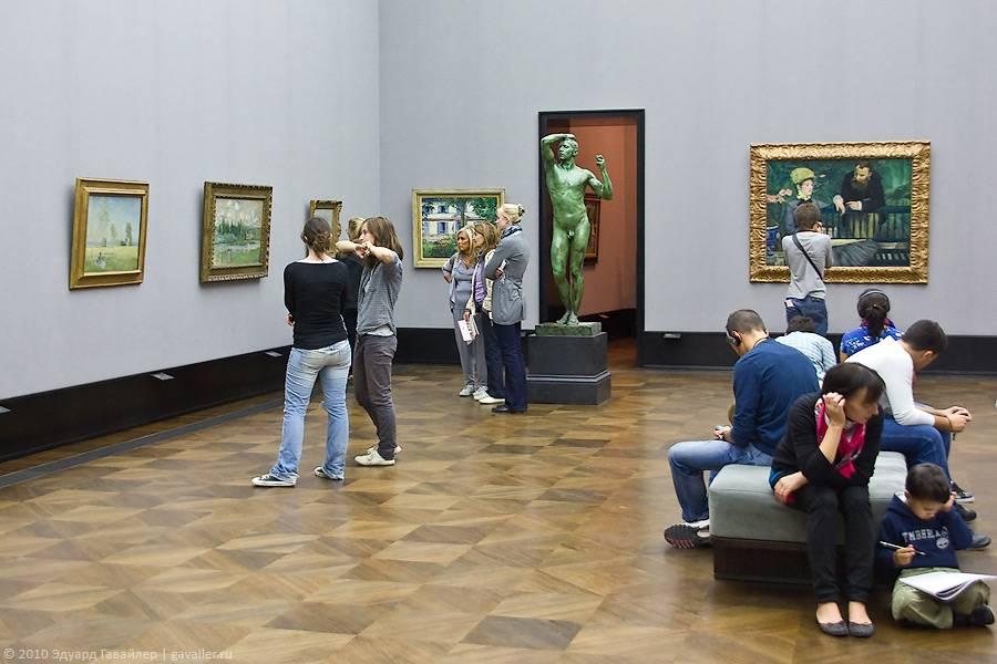 Топ 10 музеев берлина