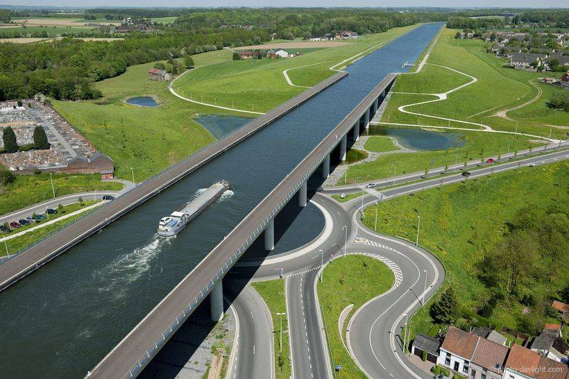 Самые необычные мосты в мире • всезнаешь.ру