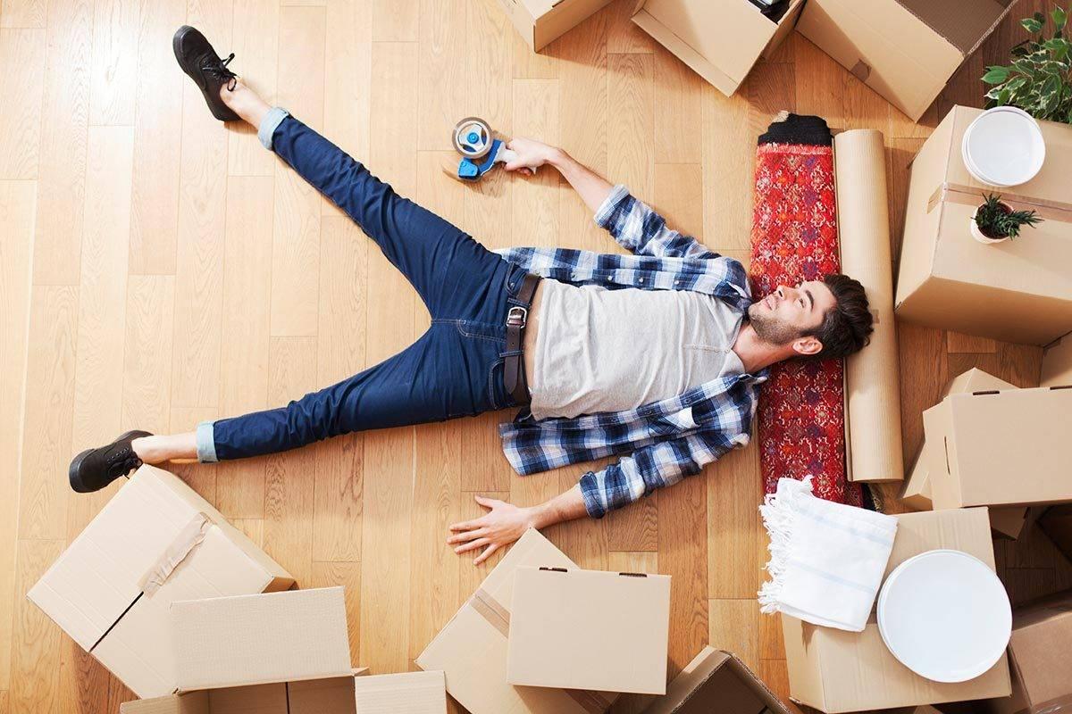 Как справиться со стрессом при переезде