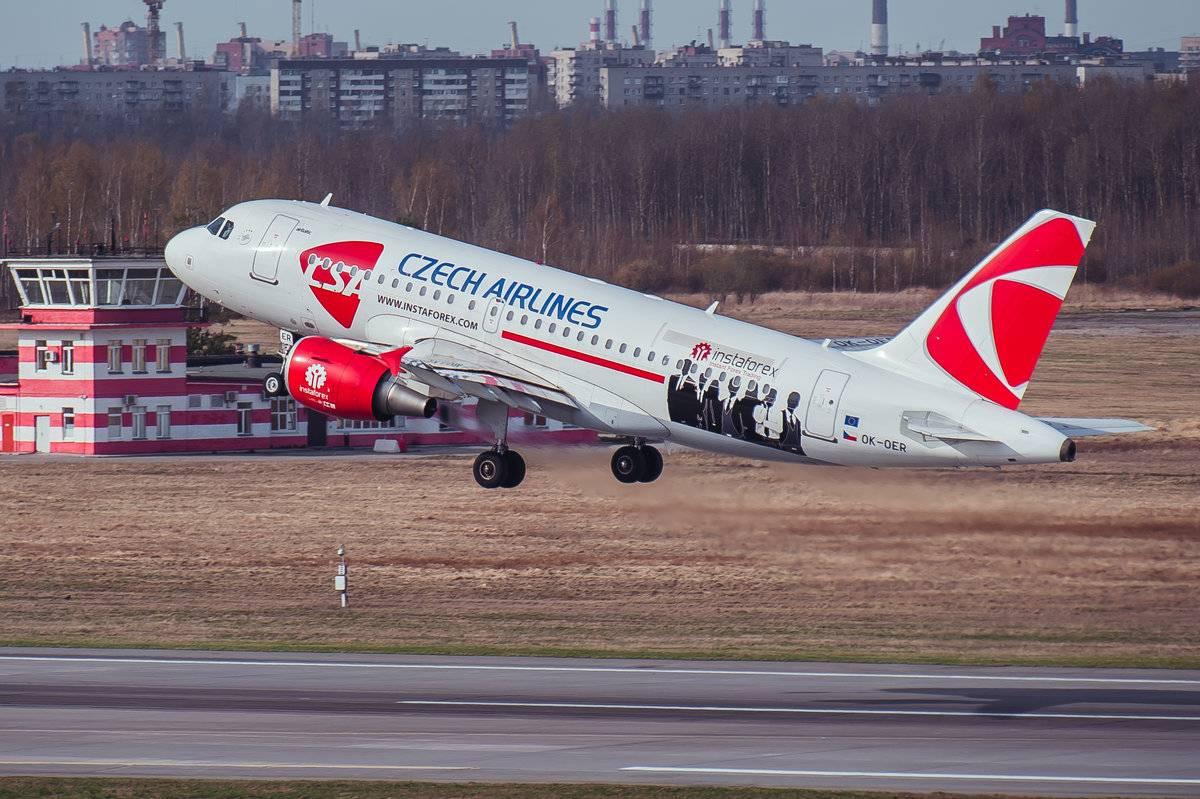 Авиакомпания чса - чешские авиалинии (csa czech airlines) - авиабилеты
