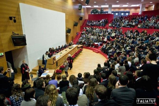 Среднее образование в италии и его особенности