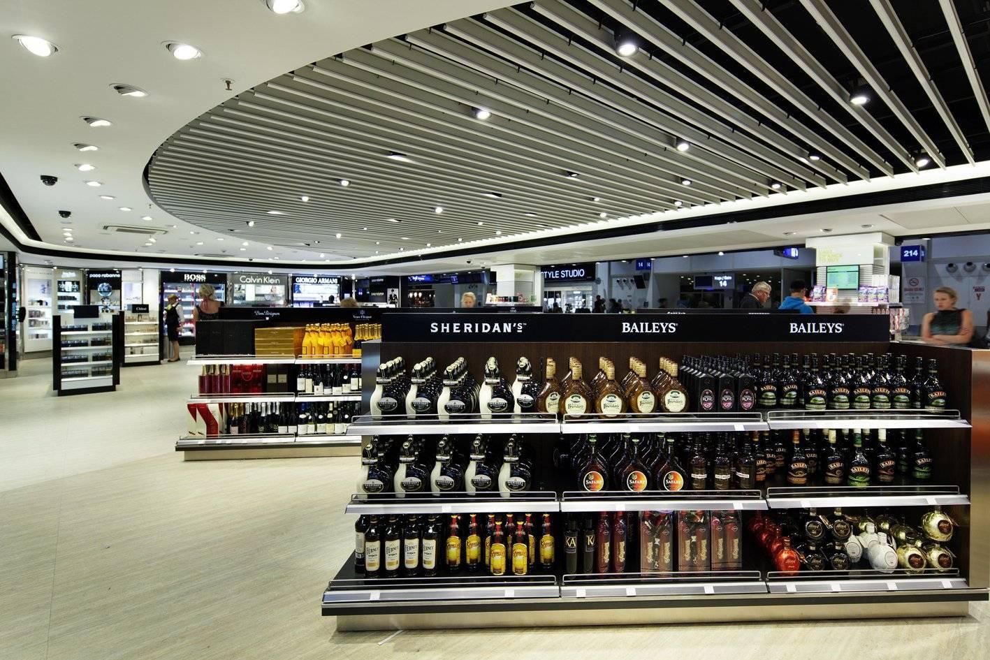 Дьюти фри в аэропортах мира: так ли выгодно там покупать?