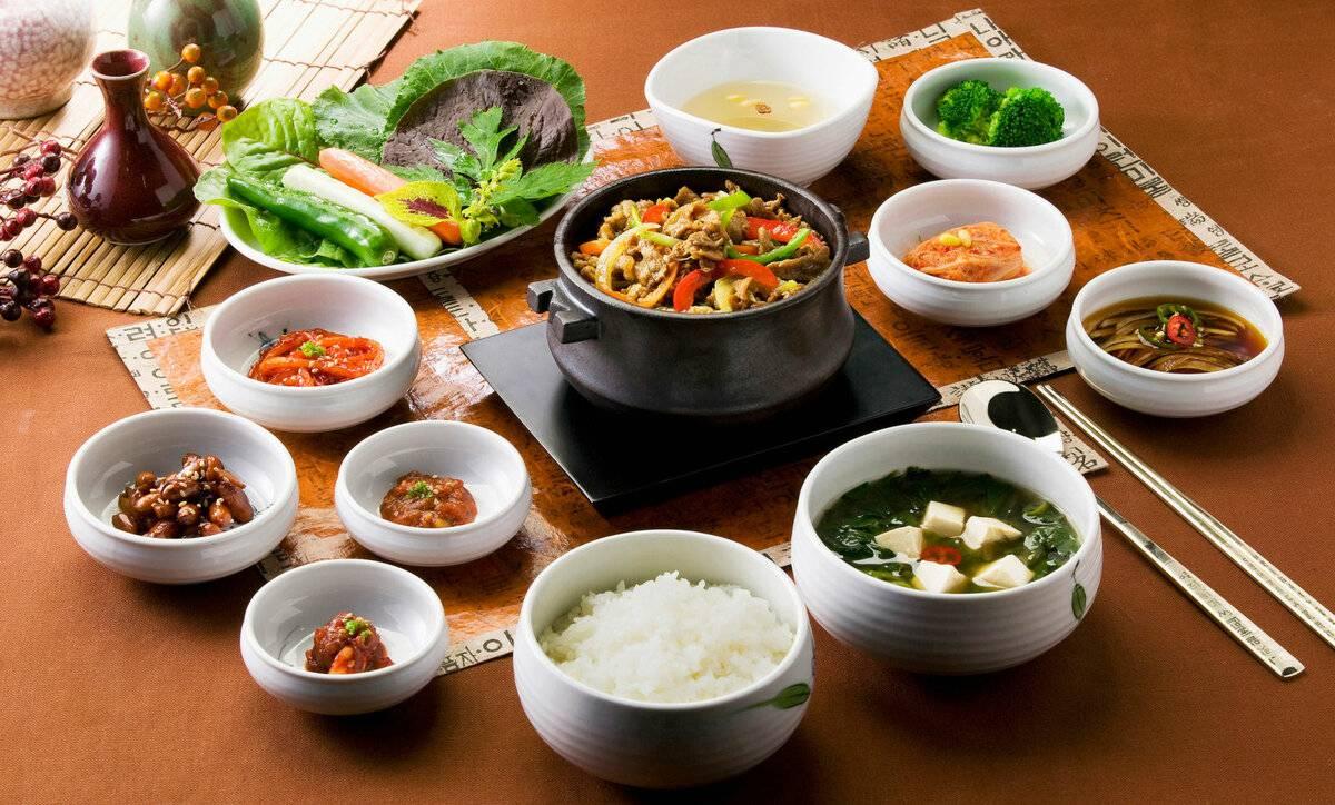 Цены на еду в южной корее, где поесть и что попробовать?