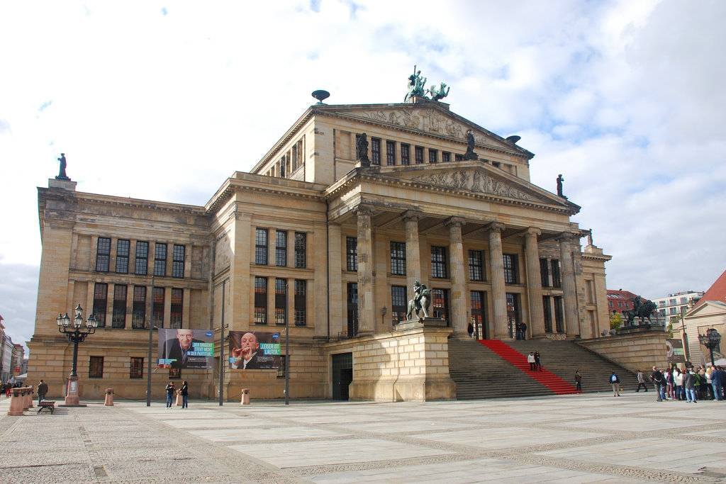 Большой дирижёрский вопрос: кто возглавит берлинский филармонический оркестр?