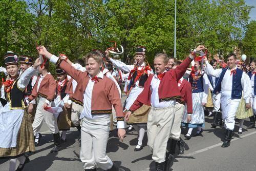 Польские национальные праздники