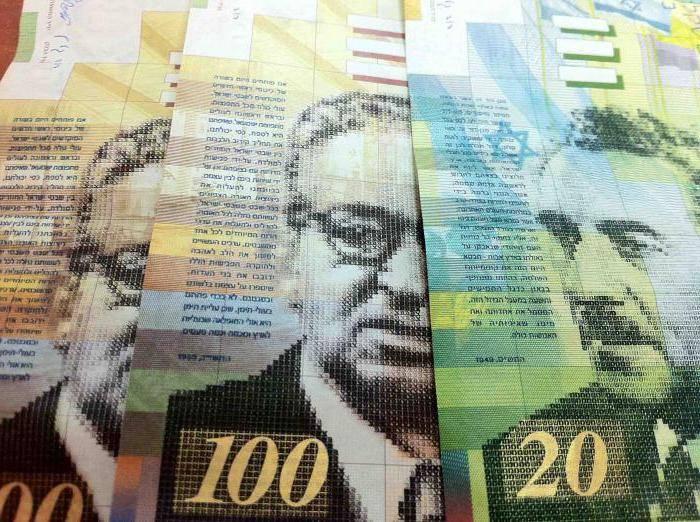 Деньги израиля - история шекеля все что нужно знать туристу