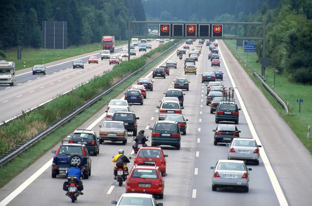 Что нужно знать туристу о немецких правилах дорожного движения