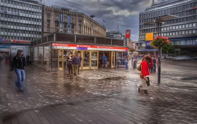 Helsinki metro википедия
