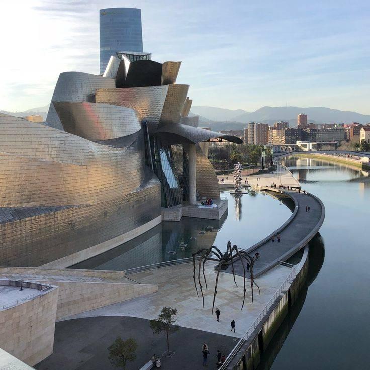 Музей гуггенхайма в бильбао (испания): экспонаты, интересные факты, график работы | вся планета