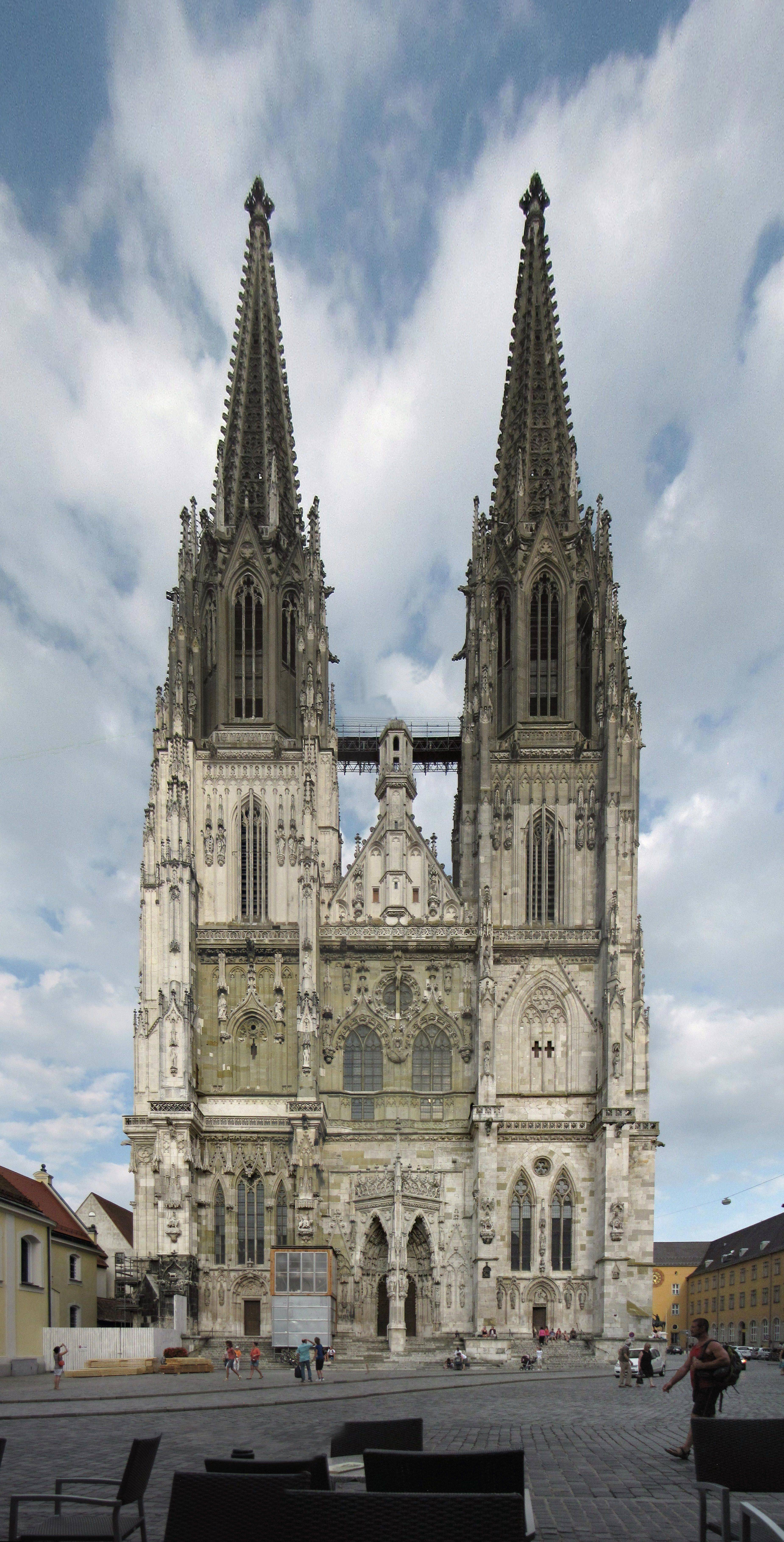 Готические соборы германии: самые известные здания, фото
