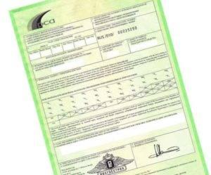 «зеленая карта»: в венгрию на автомобиле – легко!