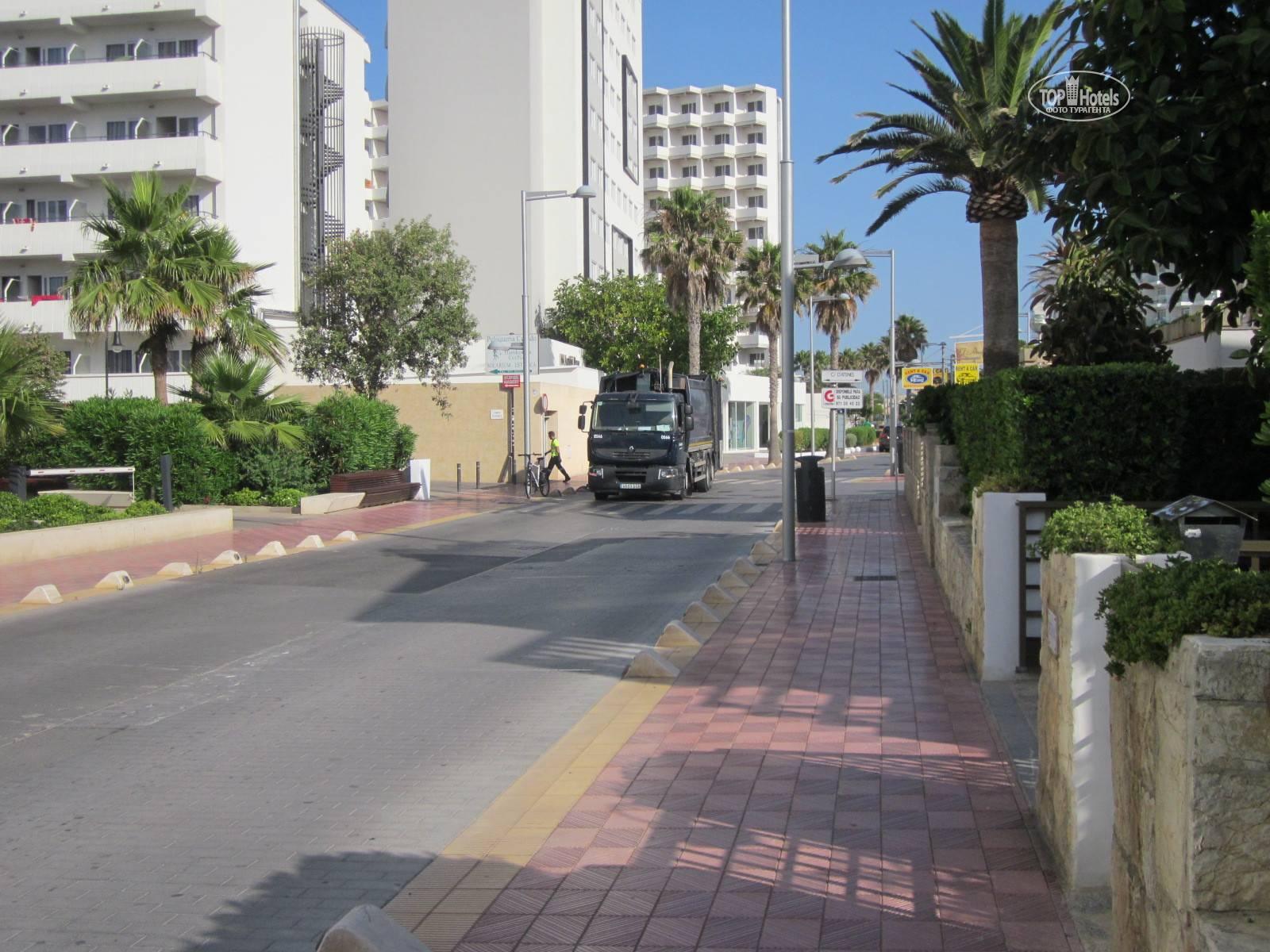 Погода в плайя де пальма в сентябре