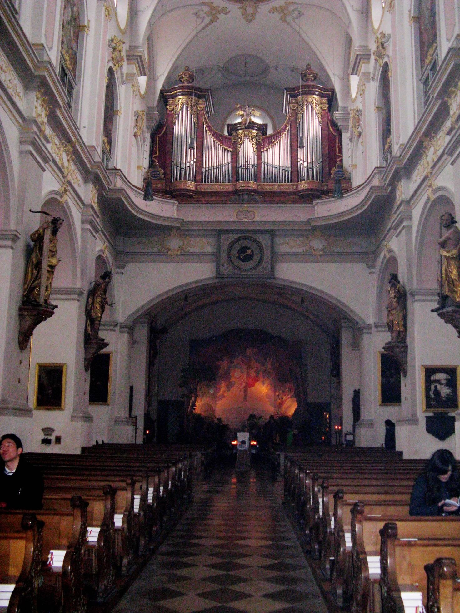 Церковь св. павла - munchenguide