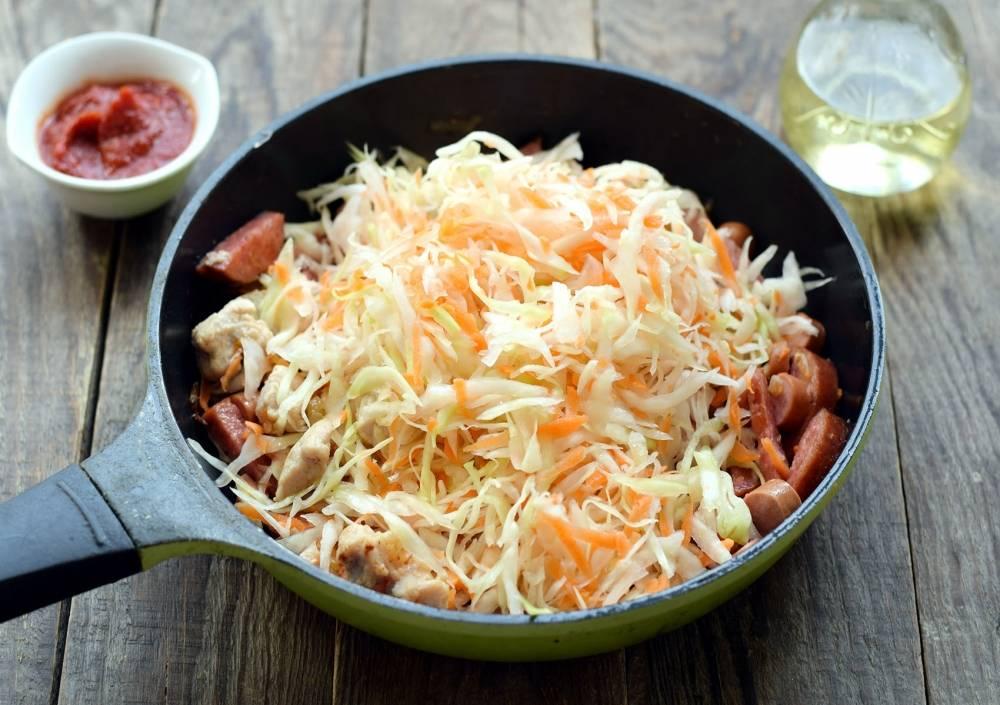Тушеная капуста: самый правильный рецепт приготовления и советы хозяйкам